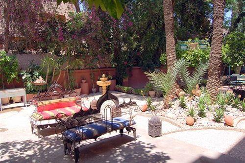 Hotel Amine Marrakesh