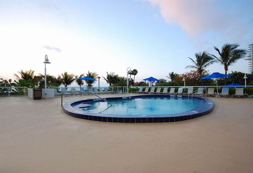 Hotel Best Western Atlantic Beach Resort Miami Beach