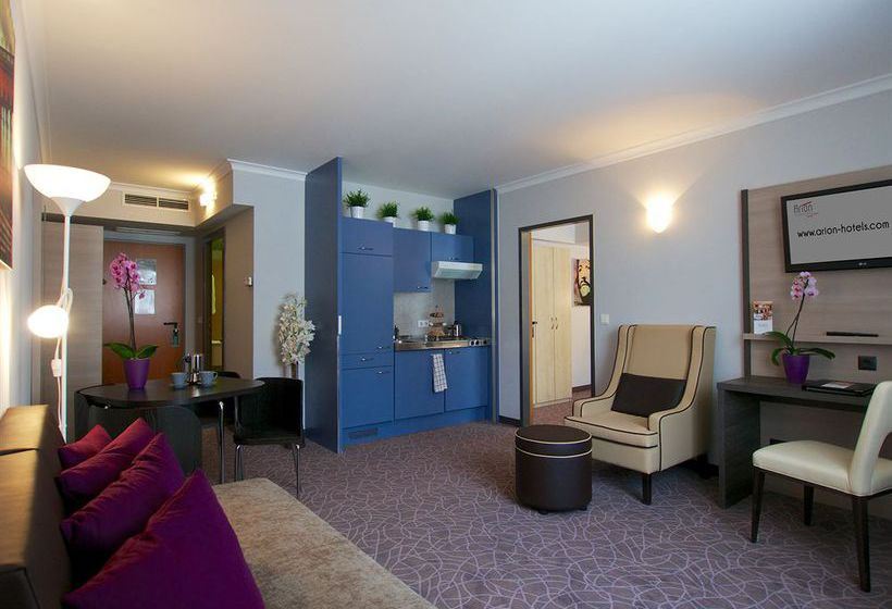 Arion Cityhotel Vienna & Appartements