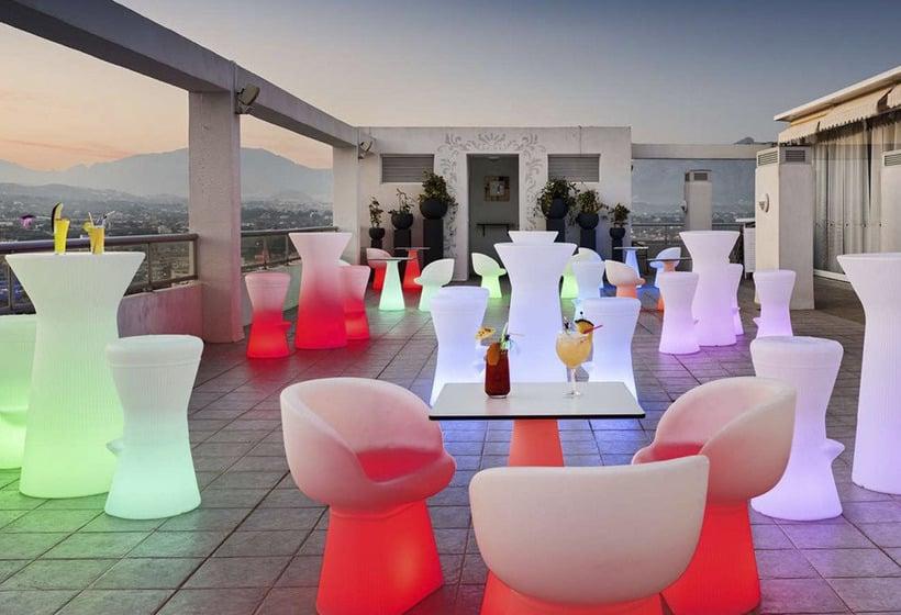 Terrace Sun Palace Albir Hotel & Spa L'Alfas del Pi