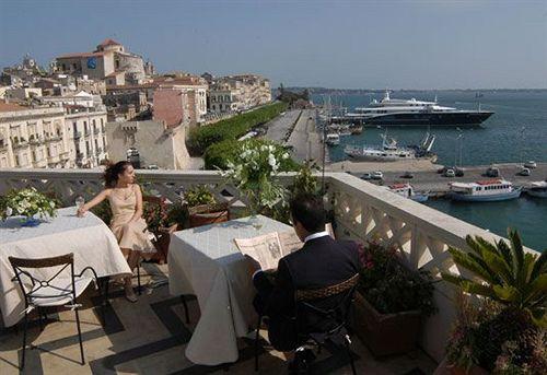 Grand hotel ortigia en siracusa destinia for Ortigia siracusa hotel