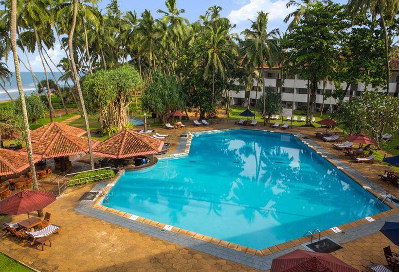 Отель tangerine beach hotel