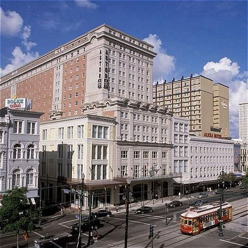 Crowne Plaza Hotel Astor New Orleans French Quarter