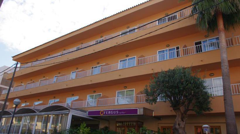 Outside Hotel Fergus Capi Playa Platja de Palma