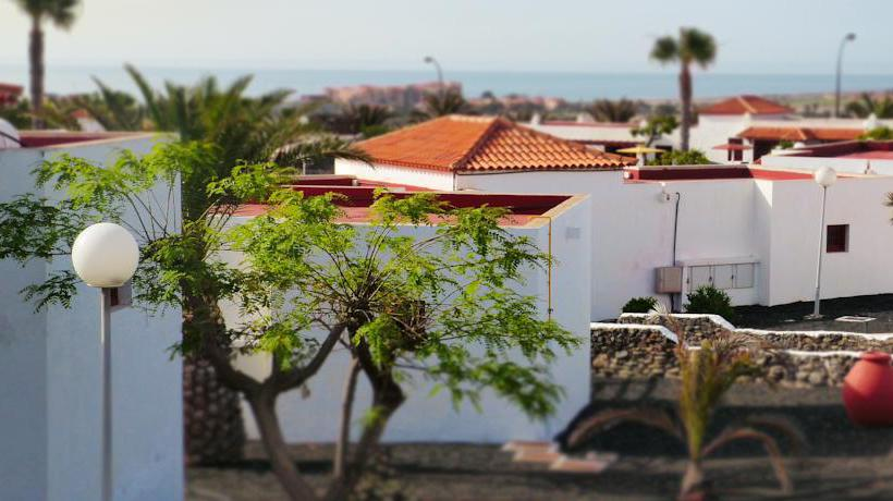 Common areas Complejo Bungalows Castillo Beach Caleta de Fuste
