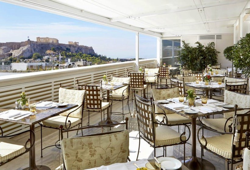 Terrace Hotel King George Palace Athens