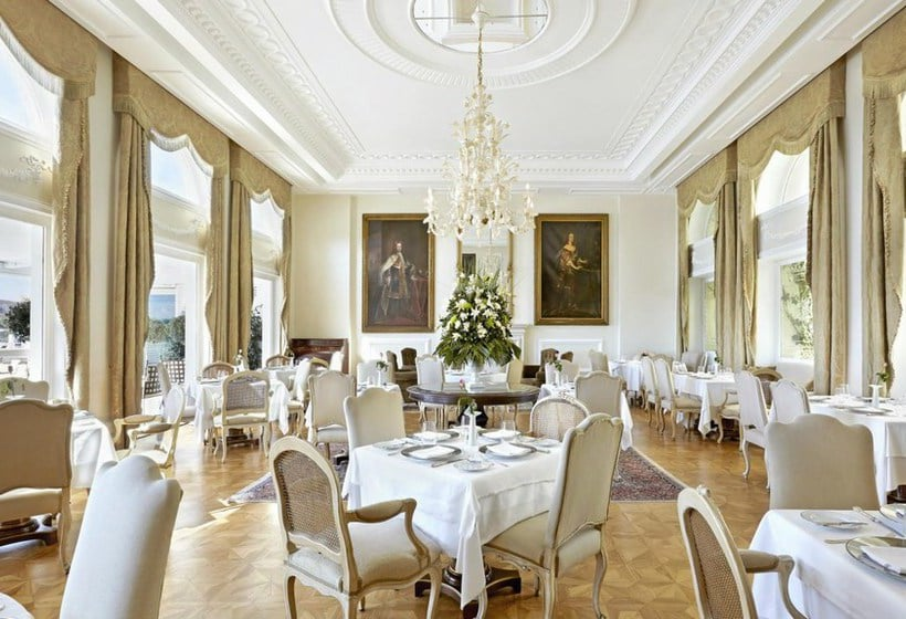 Restaurant Hotel King George Palace Athens
