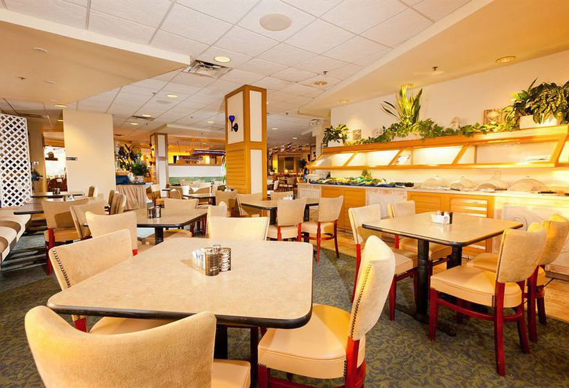 Cafeteria Hotel Ocean Breeze Club Daytona Beach