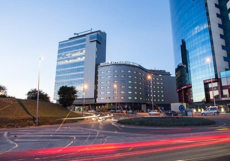 Hotel picture Hotel Attica 21 Coruña A Corunya