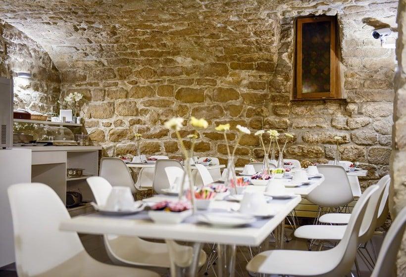 Restaurant Hotel Bastille De Launay Paris