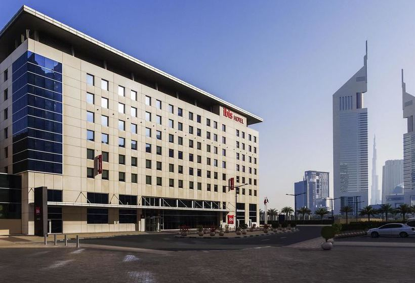 Hotel Ibis World Trade Centre Dubai