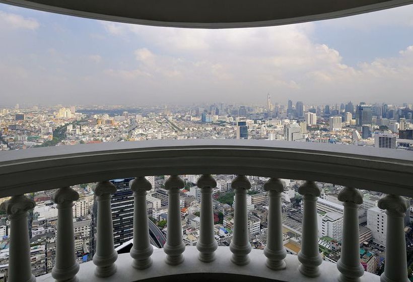 Hotel Lebua At State Tower Bangkok