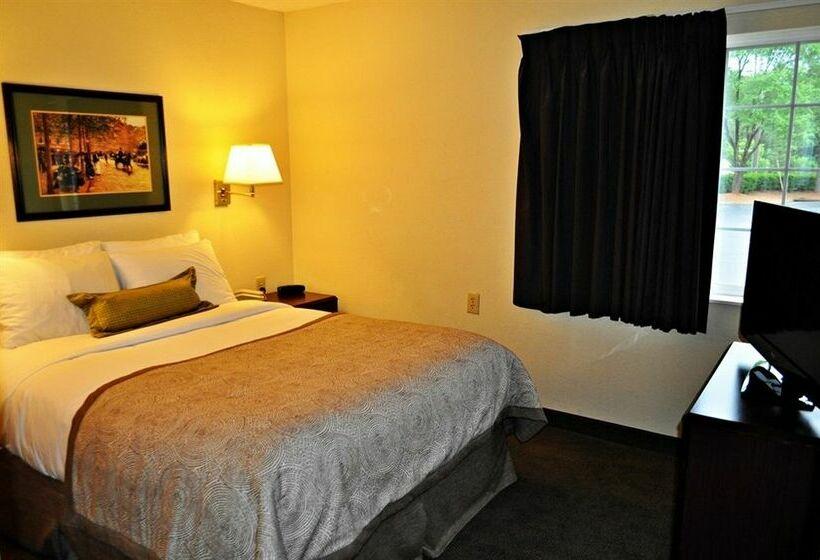 هتل Candlewood Suites Raleigh crabtree رالی