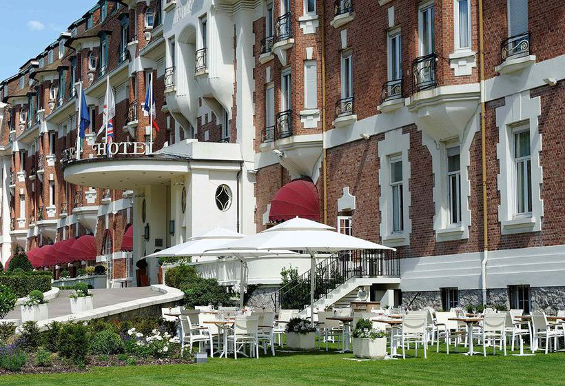 Westminster hotel hotels preference le touquet paris for Hotels et preference