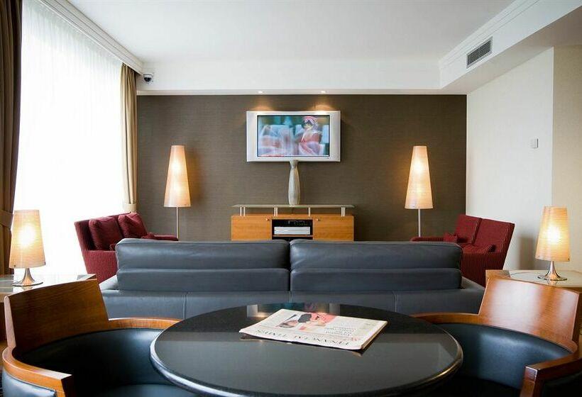 Hotel Crowne Plaza Brusells Airport Zaventem