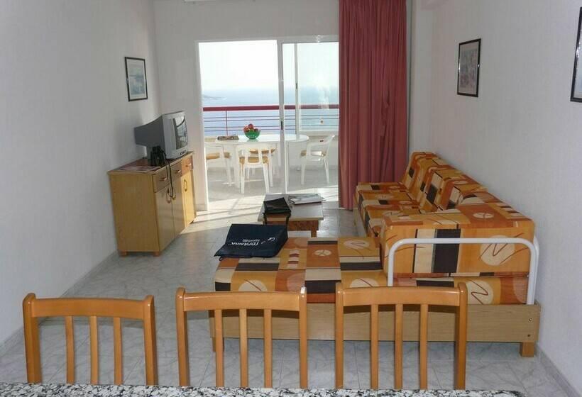 Habitación Apartamentos Torre Benibeach Benidorm