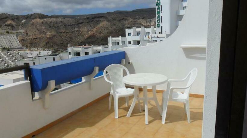 Terrace Apartamentos Carlota Puerto Rico