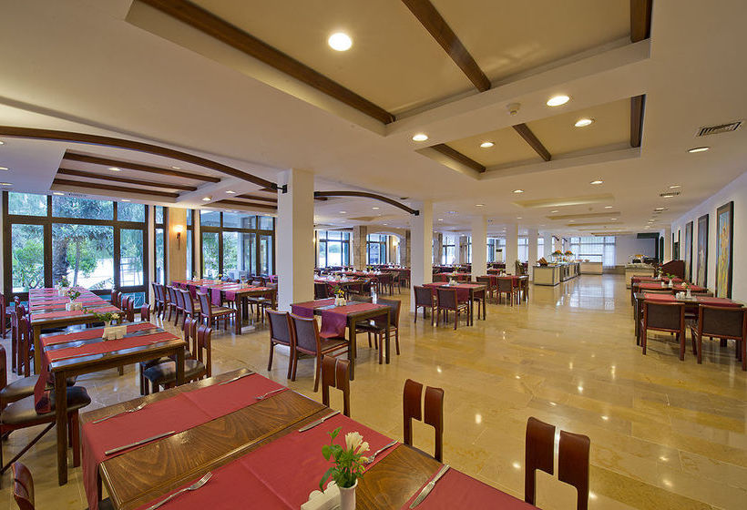 Restaurant Hotel Grida City Antalya