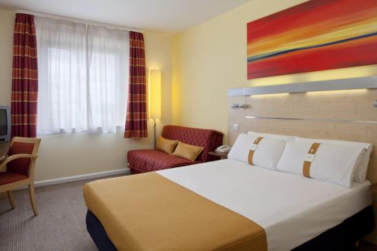 Hotel Holiday Inn Express Leicester - Walkers Stadium