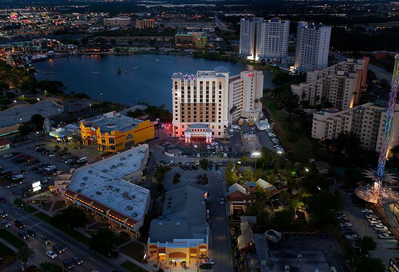 Hotel Ramada Plaza Resort & Suites Orlando International Drive