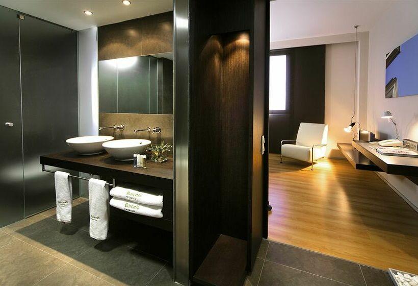Bathroom Hotel Barceló Valencia