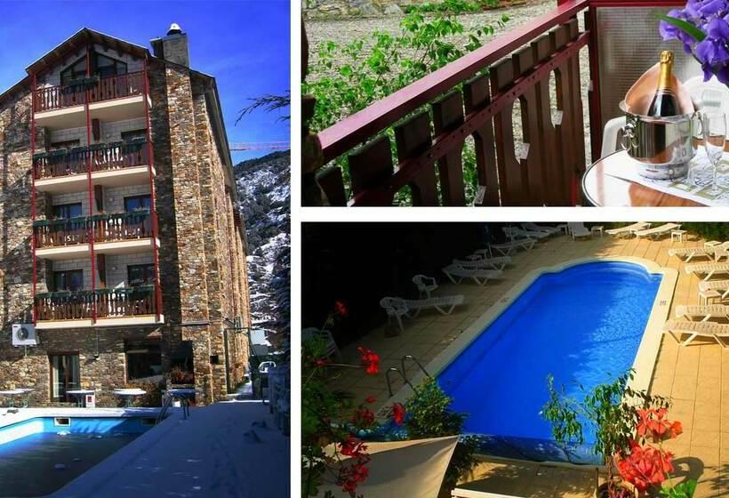 Hotel la planada ordino las mejores ofertas con destinia for Hotel familiar andorra