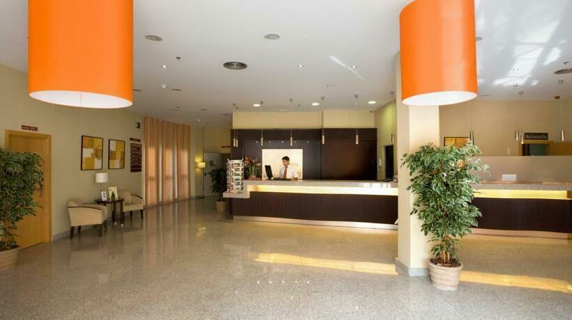 Reception Hotel Bahía Almuñécar Almunyecar