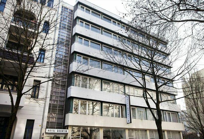 Quentin berlin hotel in berlin starting at 34 destinia