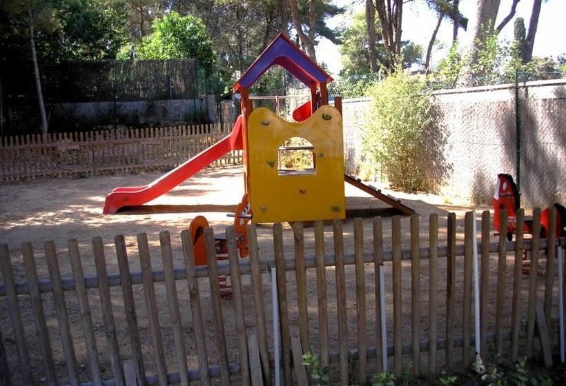 Children's facilities Apartamentos Ibersol Siesta Dorada Salou