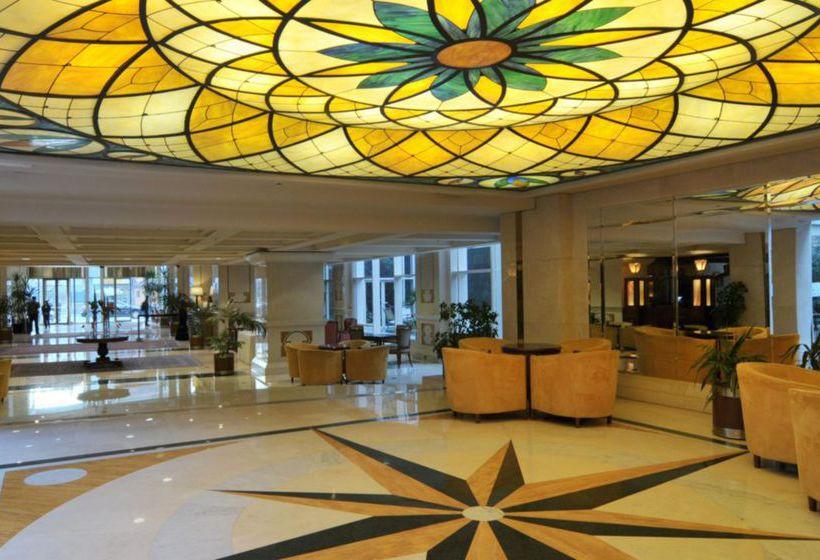 Front desk Hotel Intercontinental Santiago Las Condes