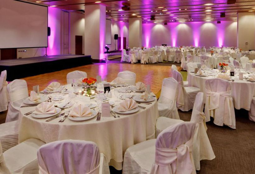 Meeting rooms Hotel Intercontinental Santiago Las Condes