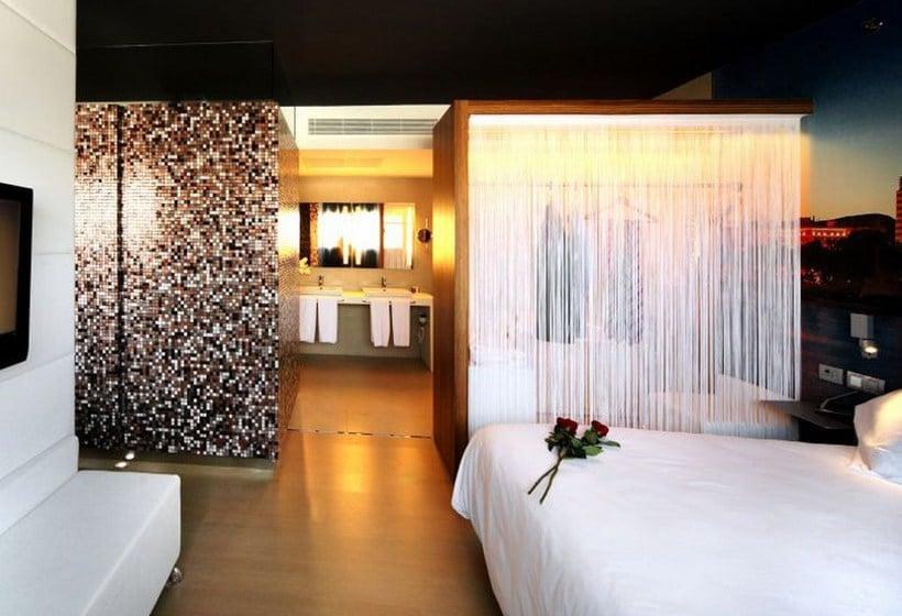 Room Hotel Barceló Málaga Malaga