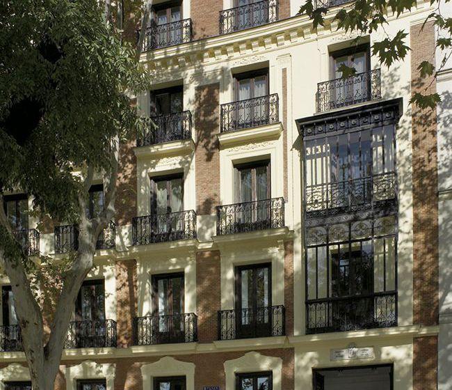 Hotel hospes puerta de alcal en madrid destinia - Hotel hospes puerta de alcala ...