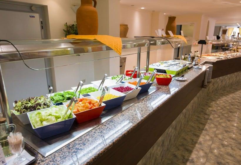 Restaurante AzuLine Hotel Coral Beach Es Cana
