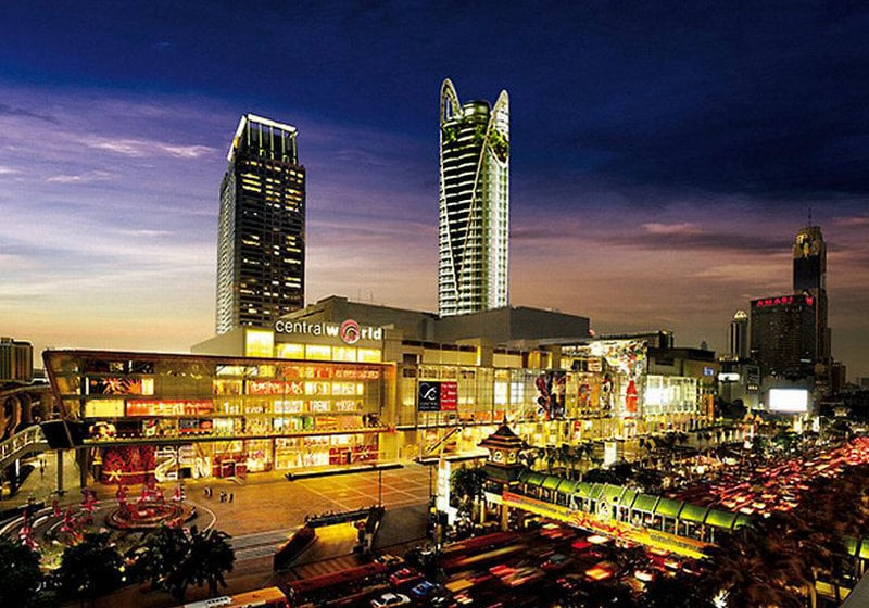 Hotel Centara Grand at CentralWorld Bangkok