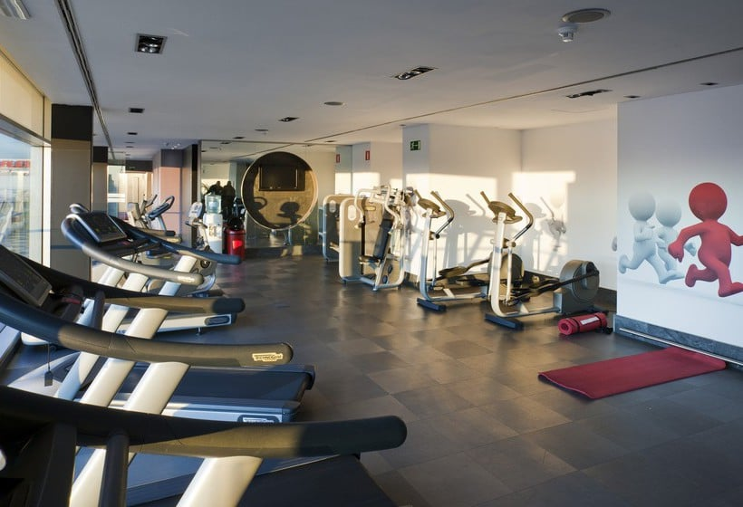 Sport center Hotel Ilunion Atrium Madrid