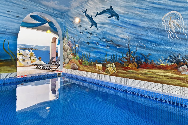 Hotel Pension Petros Fira