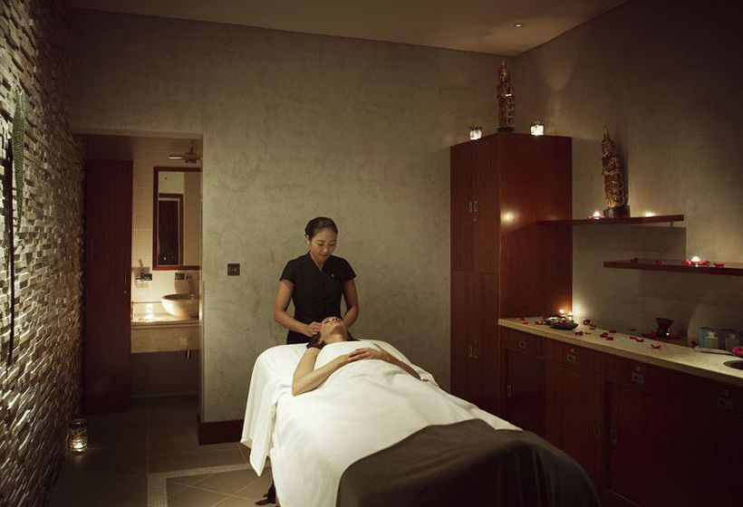 Wellness Hotel Raffles Dubai