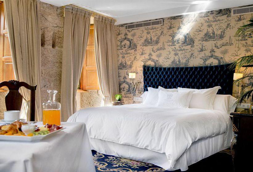 Room Hotel A Quinta Da Auga Santiago de Compostela