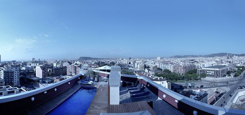Melon District Marina Residencia Barcelona