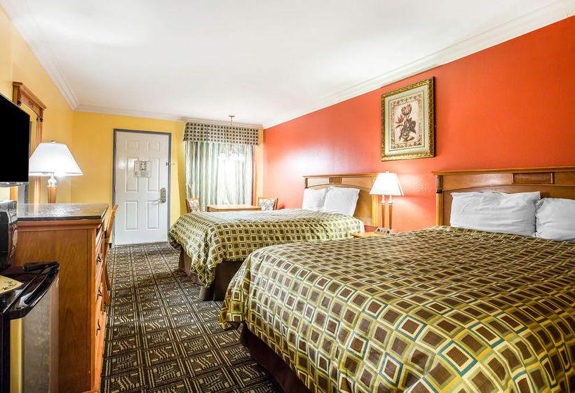Hotel Rodeway Inn Temecula