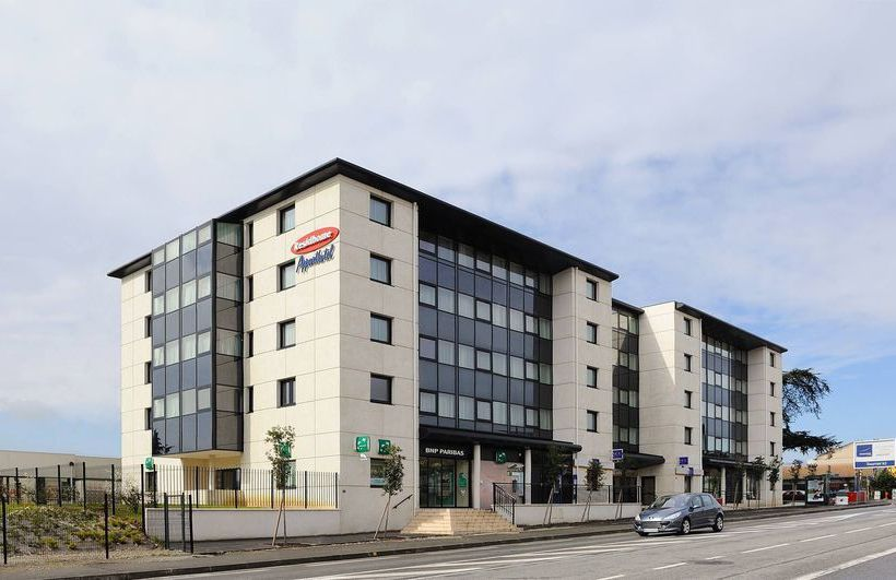 Residhome appart hotel tolosa toulouse partir de 25 for Appart hotel toulouse