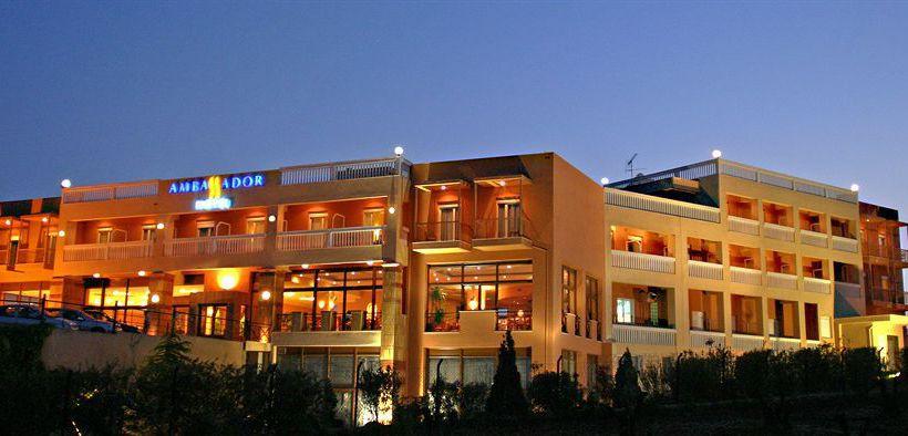 Ambassador Hotel Plagiarion