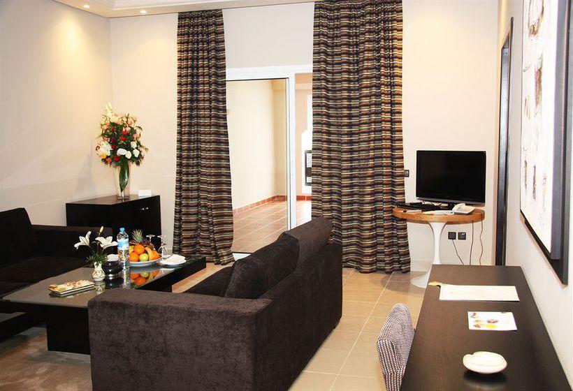 Hotel Golden Tulip Andalucia Golf Tanger Tangier