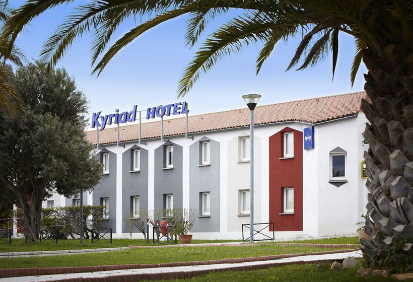 hotel kyriad perpignan nord rivesaltes a rivesaltes a partire da 17 destinia. Black Bedroom Furniture Sets. Home Design Ideas