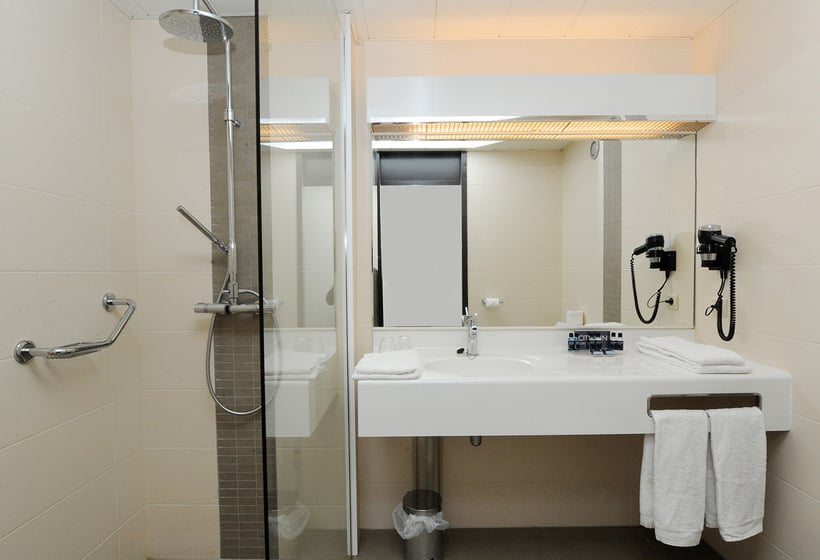 Bathroom Hotel City Inn Luxe Antwerpen