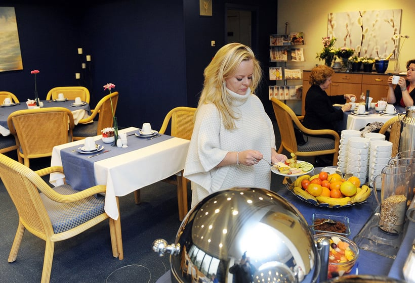 Restaurant Hotel City Inn Luxe Antwerpen