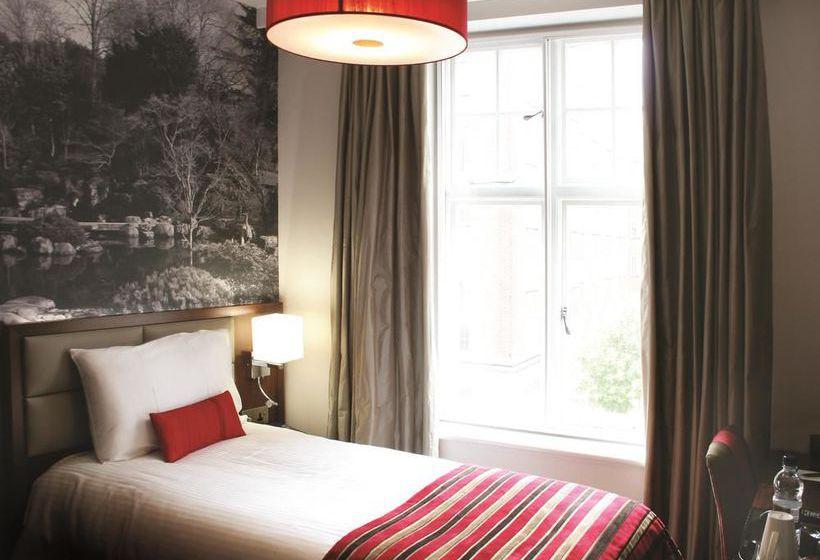 Hotel Best Western Seraphine Kensington Olympia London