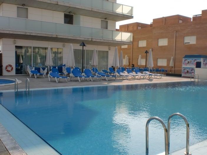 Hotel y apartamentos lodomar thalasso spa en san pedro - Spa en san pedro del pinatar ...