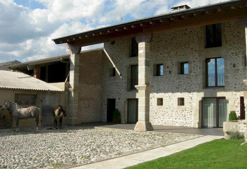 Baños Romanos Dorres:Casa Rural Mas D'Aravó en Bolvir